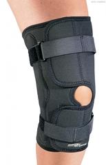 Ортез полужёсткий шарнирный DonJoy Drytex economy hinged knee wrap