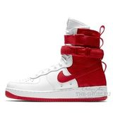 Кроссовки мужские Nike Air Force SF Urban White Red
