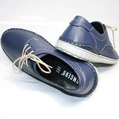 Летние туфли мужские кэжуал Komcero 9Y8944-106