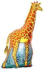 Жираф (оранжевый) F 46
