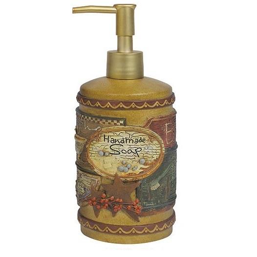 Дозаторы для мыла Дозатор для жидкого мыла Blonder Home Country Baths dozator-dlya-zhidkogo-myla-blonder-home-country-baths-ssha.jpg