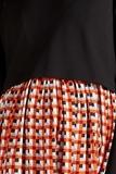 Платье 09780 геометрия/принт