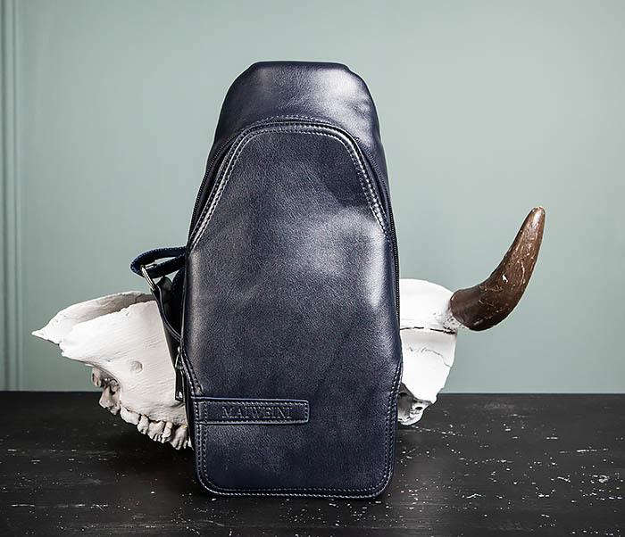 BAG484-3 Мужская сумка рюкзак с одной лямкой фото 06