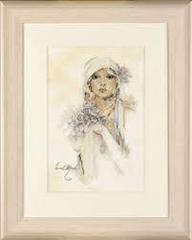 Lanarte Девушка с сиренью (Lady With Lilac Flowers)