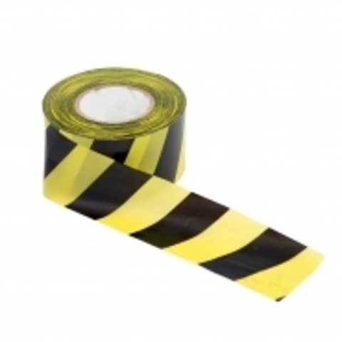 ЛО-500 «Стандарт», желто-черная 75мм/50мкм/500п.м