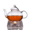 Заварочный чайник 800 мл с подставкой подогрева