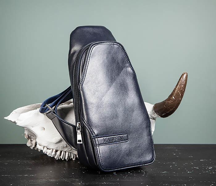 BAG484-3 Мужская сумка рюкзак с одной лямкой фото 07