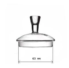 Крышка стеклянного чайника 63 мм #2