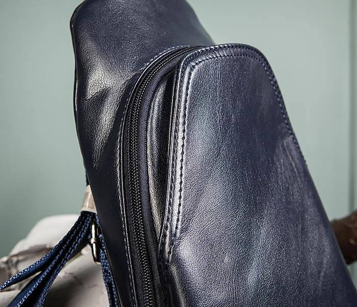 BAG484-3 Мужская сумка рюкзак с одной лямкой фото 08