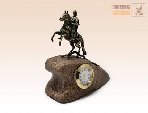 часы Медный всадник - Гранит