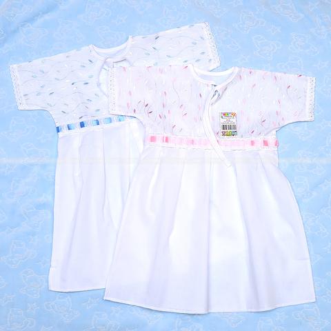 Рубашечка для крещения шитье (68-74) 190108-С-ТП1106