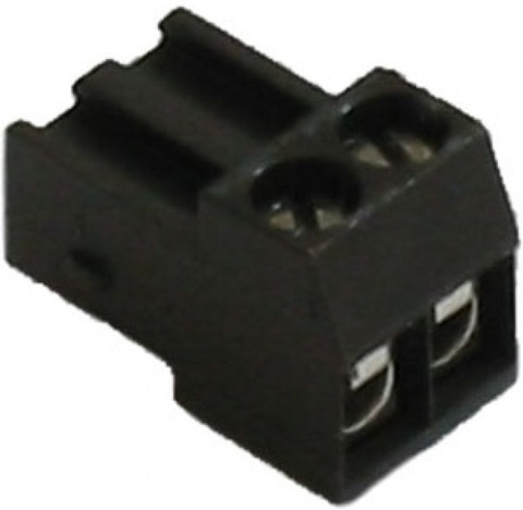 Разъем Aqua-Computer Plug for relay or power output connector, 2 contacts (for aquaero)