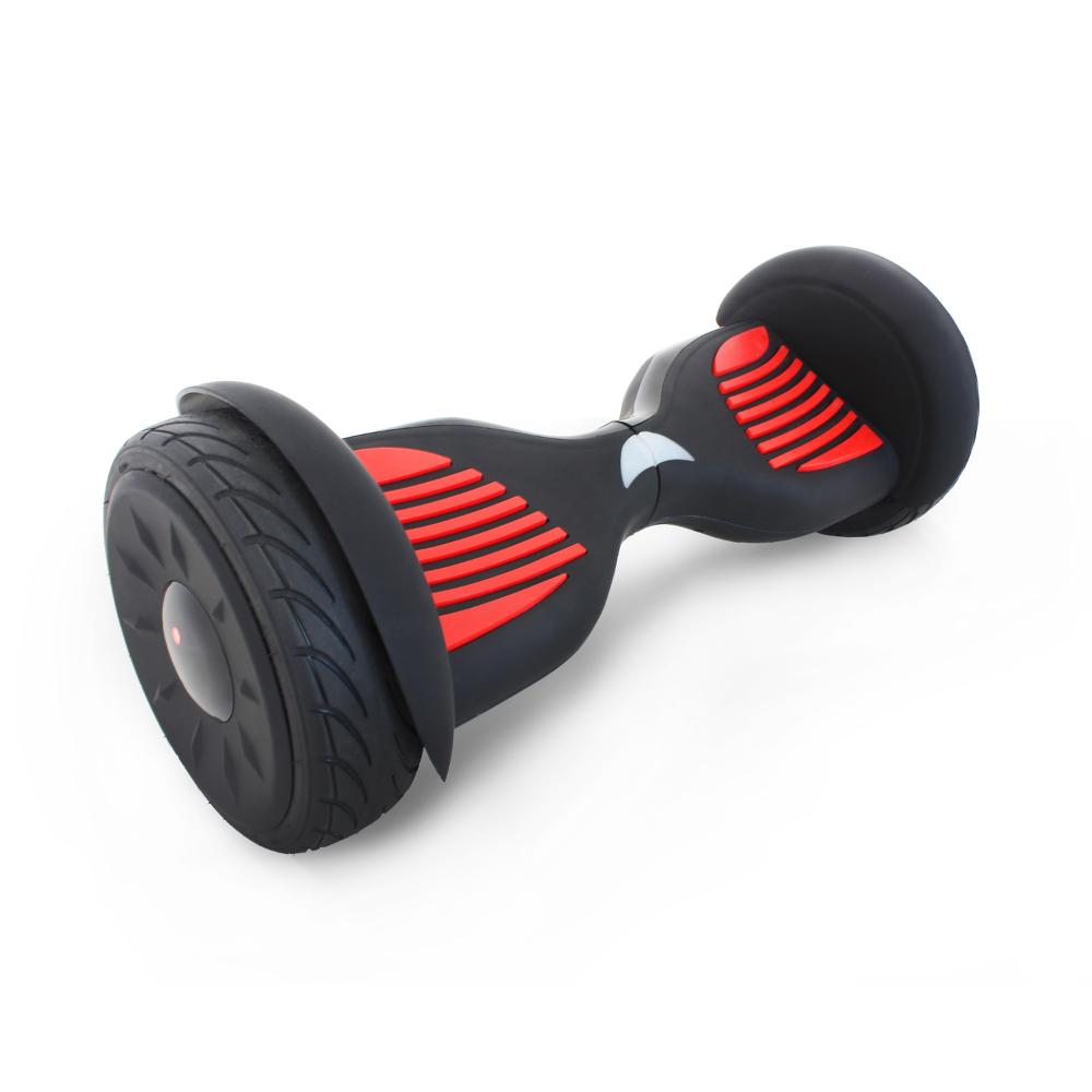 Hoverbot C2 Light черно-красный матовый (Bluetooth-музыка + сумка) - 10,5 дюймов - лучший выбор!, артикул: 835931