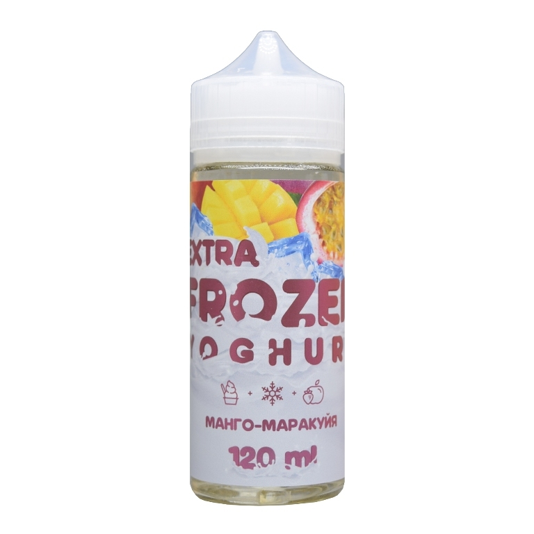 Frozen Yoghurt 120 мл Манго - Маракуйя