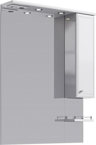 Барселона панель с зеркалом,  шкафчиком и подсветкой Ba.02.08,