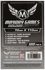 Протекторы для настольных игр Mayday Magnum Lost Cities (70x110) - 100 штук