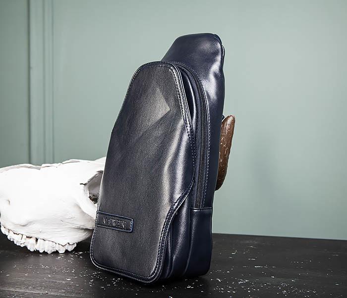 BAG484-3 Мужская сумка рюкзак с одной лямкой фото 09
