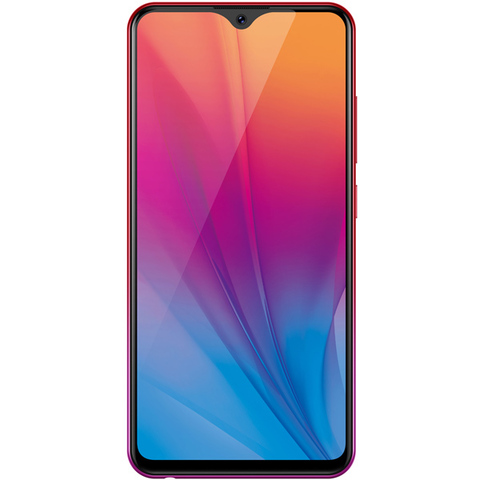 Смартфон Vivo Y91C Sunset Red (1820)
