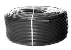 Труба Stout 20 х 2,8 из сшитого полиэтилена PEX-a серая