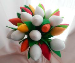 Тюльпаны тильда