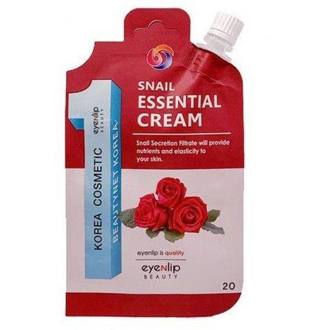 Крем с муцином улитки Eyenlip Snail Essential Cream