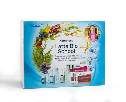 Latta Bio School (для школьников)