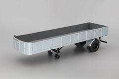 1:43 МАЗ-9380 полуприцеп (1986), серый