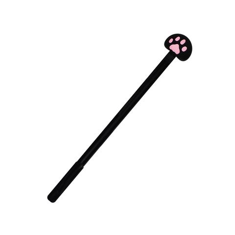 Ручка Kitty Paw Black