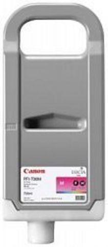 Картридж Canon PFI-706M magenta (пурпурный) для imagePROGRAF 8400/8400S/8400SE/9400
