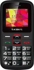 м/т Texet TM-B217 (Black/red)
