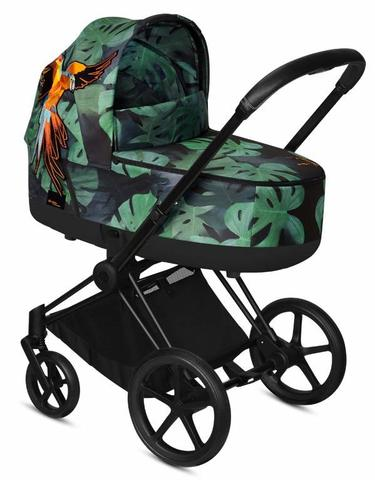 Коляска 2 в 1 Cybex Priam III Birds of Paradise
