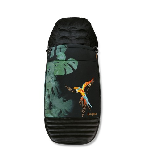 Cybex Priam/Mios Footmuff Birds Of Paradise