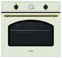 Встраиваемый духовой шкаф Simfer B6EO79001