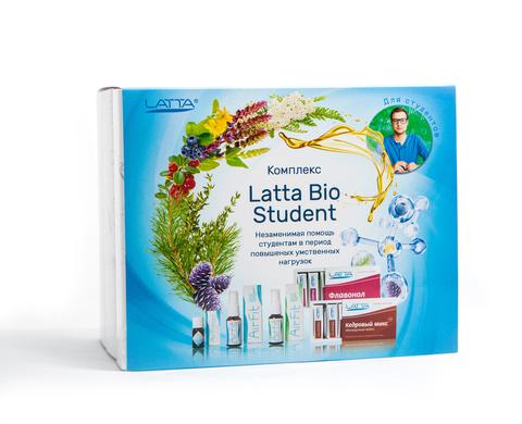 Latta Bio Student (для студентов)