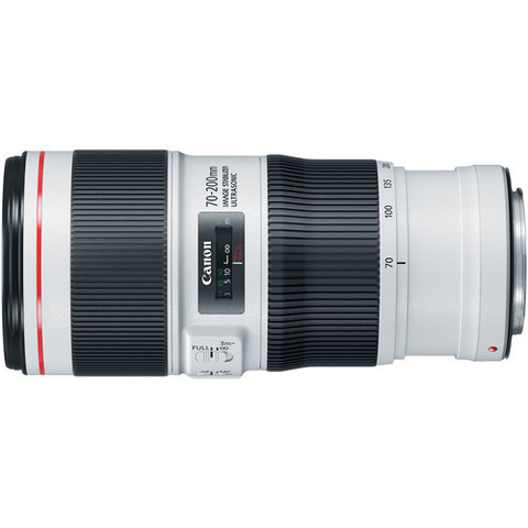 Объектив Canon EF 70-200mm f/4L II IS USM