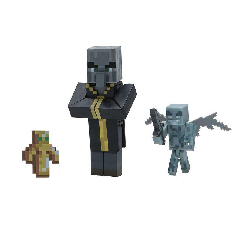 Фигурка Minecraft Evoker 8см
