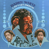 Barry White / Can't Get Enough (LP)