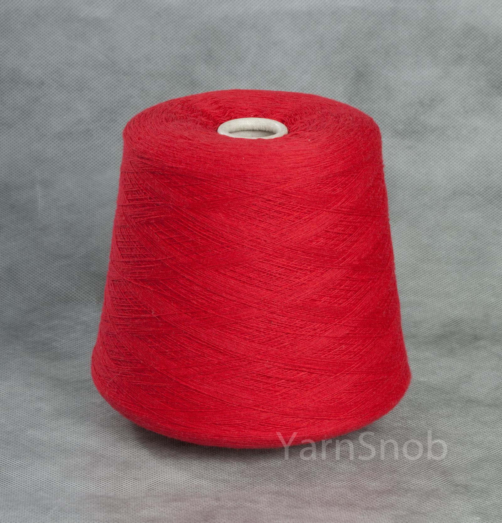 16817-Basic, смесовая пряжа, красный