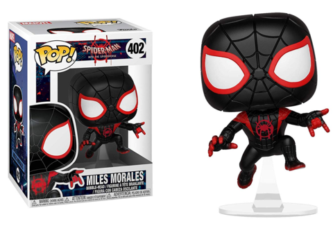 Фигурка Funko POP! Bobble: Marvel: Animated Spider-Man: Spider-Man Miles 33977