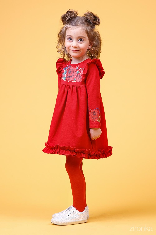 Платье для девочки 38-9015-5