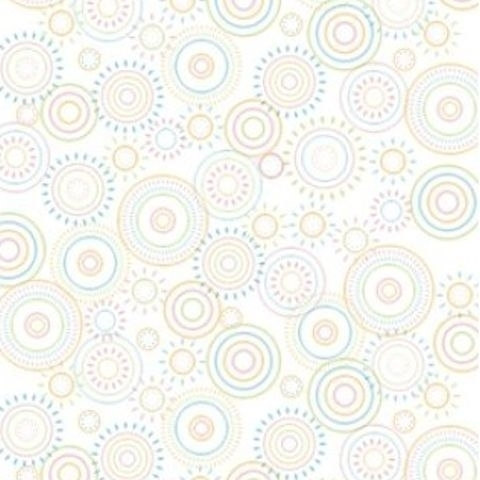 Фон бумажный Ella Bella PHOTO BACKDROP Hopscotch Circles (2515)