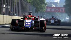 PS4 F1 2019. Юбилейное издание (русские субтитры)
