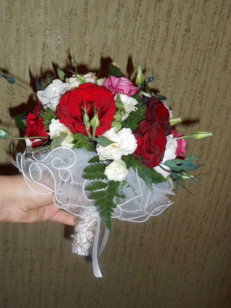 букет невесты Алматы микс 8 000 тг