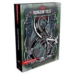 Dungeons & Dragons - Dungeon Tiles  Reincarnated City