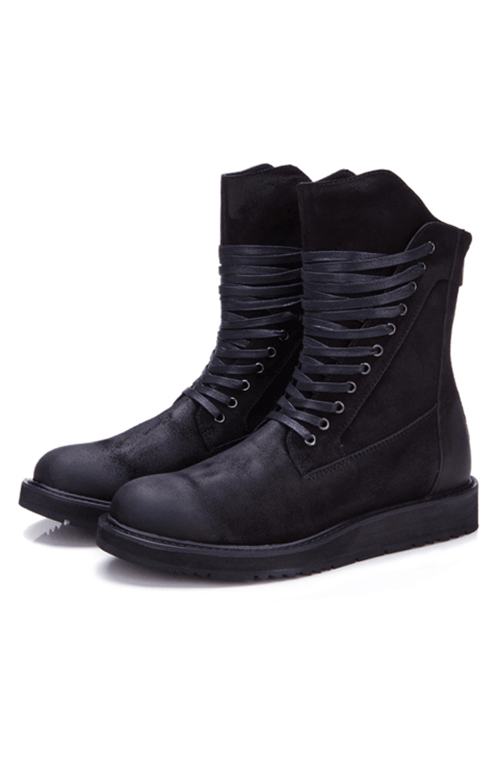 Мужские ботинки «TAGANO»