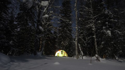 Winter Tent UP-2