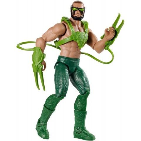 Фигурка Собери рестлера Рэнди Ортон (Randy Orton) -  Wrestling WWE, Mattel