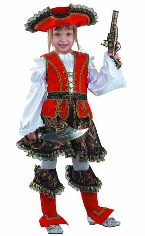 Костюм Пиратка-Разбойница