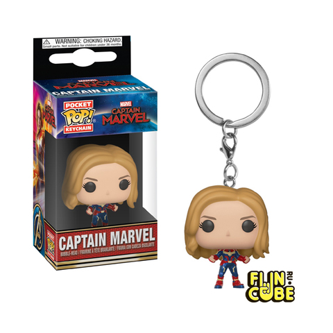 Funko Брелок Captain Marvel