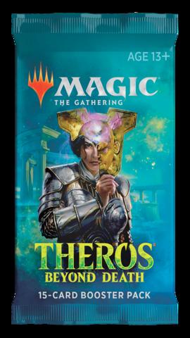 Бустер выпуска «Theros Beyond Death» (английский)